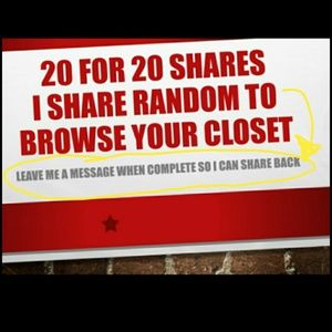 Other - 20 for 20 Shares